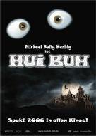 Hui Buh - Das Schlossgespenst - German poster (xs thumbnail)