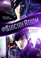 Sala samobójców - DVD cover (xs thumbnail)
