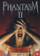 Phantasm II - British DVD cover (xs thumbnail)