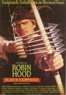 Robin Hood: Men in Tights - German Movie Poster (xs thumbnail)