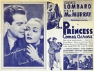 The Princess Comes Across - Movie Poster (xs thumbnail)