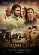 The Ottoman Lieutenant - Turkish Movie Poster (xs thumbnail)