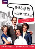 """Fawlty Towers"" - Danish DVD movie cover (xs thumbnail)"