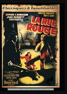 Scarlet Street - French DVD cover (xs thumbnail)
