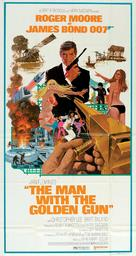 The Man With The Golden Gun - Australian Movie Poster (xs thumbnail)