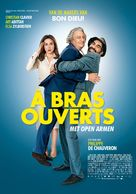 À bras ouverts - Dutch Movie Poster (xs thumbnail)