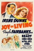Joy of Living - Movie Poster (xs thumbnail)