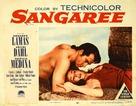 Sangaree - Australian Movie Poster (xs thumbnail)