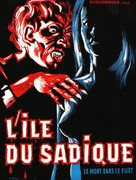 Ein Toter hing im Netz - French Movie Poster (xs thumbnail)
