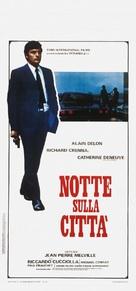 Un flic - Italian Movie Poster (xs thumbnail)