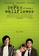 The Perks of Being a Wallflower - Canadian Movie Poster (xs thumbnail)