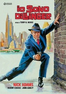 Young Dillinger - Italian DVD movie cover (xs thumbnail)