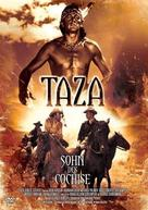 Taza, Son of Cochise - German Movie Cover (xs thumbnail)