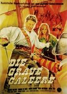 Odio mortale - German Movie Poster (xs thumbnail)