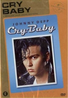 Cry-Baby - Dutch DVD movie cover (xs thumbnail)
