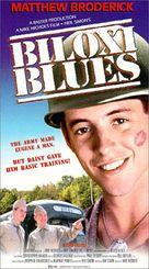 Biloxi Blues - VHS movie cover (xs thumbnail)