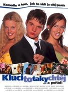 Knallharte Jungs - Czech Movie Poster (xs thumbnail)