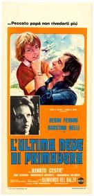 L'ultima neve di primavera - Italian Movie Poster (xs thumbnail)