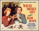 Where There's Life - Movie Poster (xs thumbnail)