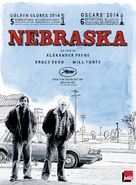 Nebraska - French Movie Poster (xs thumbnail)