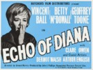Echo of Diana - British Movie Poster (xs thumbnail)