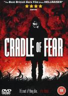 Cradle of Fear - British DVD cover (xs thumbnail)