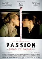 Passion - German Movie Poster (xs thumbnail)