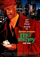 Mo' Money - German Movie Poster (xs thumbnail)