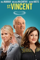 St. Vincent - DVD movie cover (xs thumbnail)