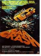 Car Crash - Danish Movie Poster (xs thumbnail)