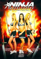 Ninja Cheerleaders - DVD cover (xs thumbnail)