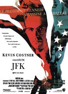 JFK - French Movie Poster (xs thumbnail)