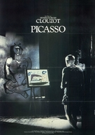 Le mystère Picasso - German Movie Poster (xs thumbnail)
