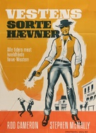 Requiem for a Gunfighter - Danish Movie Poster (xs thumbnail)