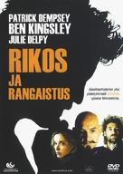 Crime and Punishment - Finnish poster (xs thumbnail)