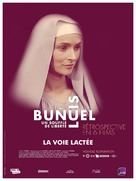 Voie lactée, La - French Re-release poster (xs thumbnail)