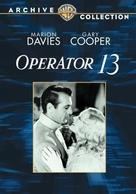 Operator 13 - DVD cover (xs thumbnail)