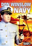 Don Winslow of the Navy - DVD cover (xs thumbnail)