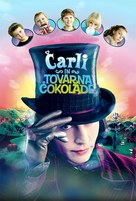 Charlie and the Chocolate Factory - Slovenian Movie Poster (xs thumbnail)