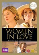 """Women in Love"" - Danish DVD movie cover (xs thumbnail)"