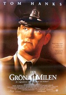 The Green Mile - Swedish Movie Poster (xs thumbnail)