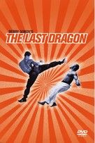 The Last Dragon - DVD cover (xs thumbnail)