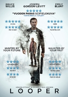 Looper - Finnish DVD movie cover (xs thumbnail)