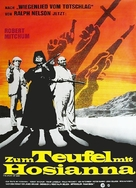 The Wrath of God - German Movie Poster (xs thumbnail)