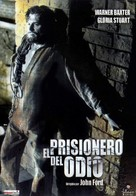 The Prisoner of Shark Island - Spanish Movie Cover (xs thumbnail)