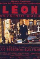 Léon - Turkish Movie Poster (xs thumbnail)
