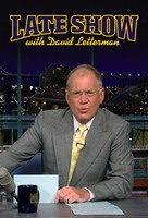 """Late Show with David Letterman"" - DVD movie cover (xs thumbnail)"