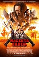 Machete Kills - Polish Movie Poster (xs thumbnail)