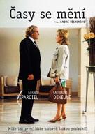 Les temps qui changent - Czech DVD movie cover (xs thumbnail)