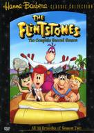 """The Flintstones"" - DVD movie cover (xs thumbnail)"